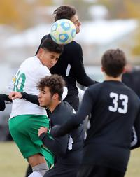 HIGH SCHOOL SOCCER: State titles on the line
