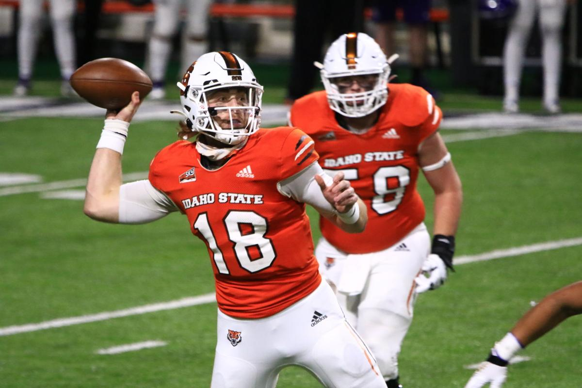 Can Idaho State QB Tyler Vander Waal take the next step in 2021?