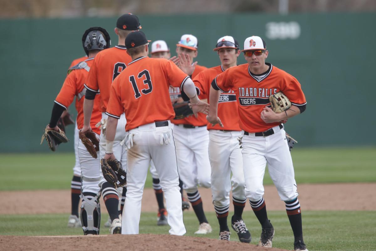 Idaho Falls completes sweep of Bonneville baseball