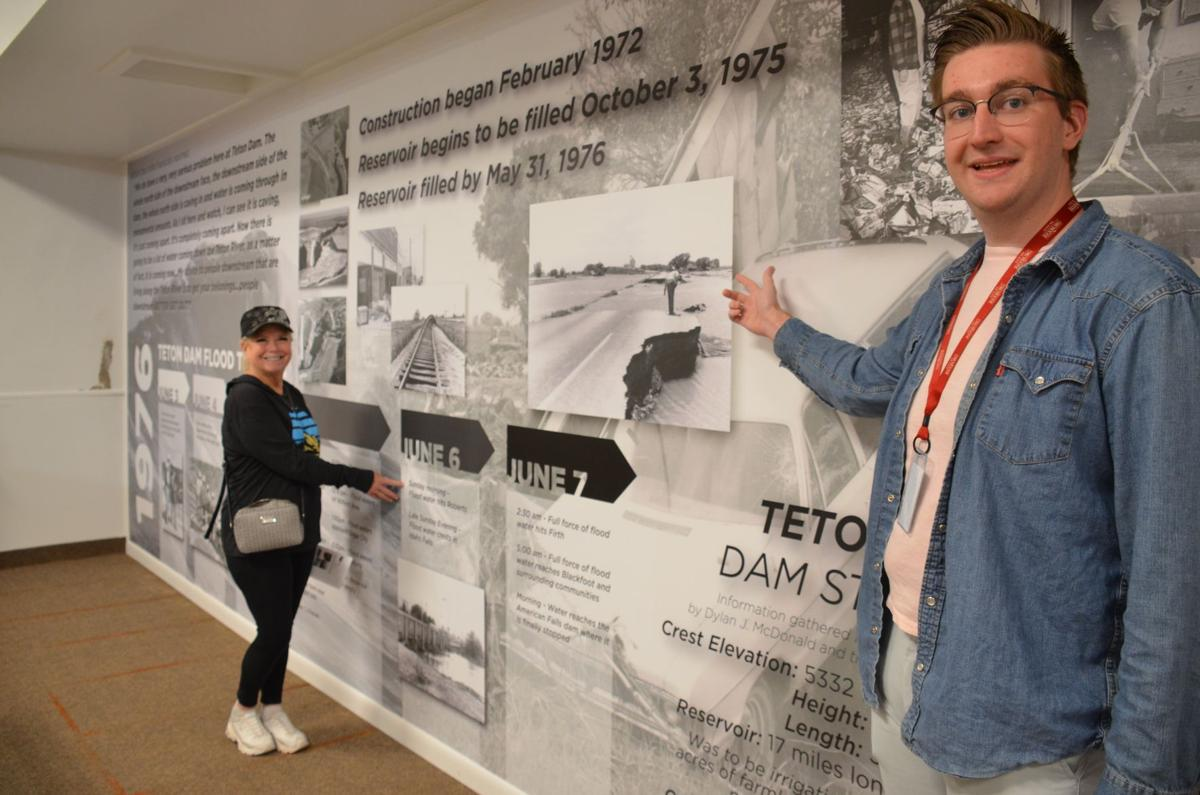 Museum of Rexburg opens 'Escape Room' attraction for 45th anniversary of dam disaster