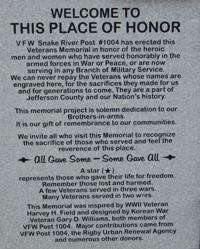 (WWI) A time and place to honor Jefferson County veterans
