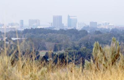 Smokey Boise Skyline