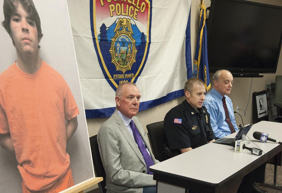 Press conference on Arlyne Koehler murder
