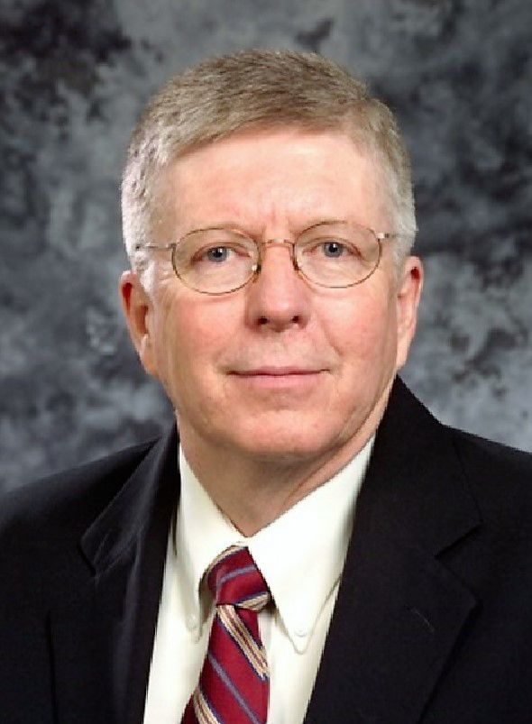 Brent J. Stacey Headshot