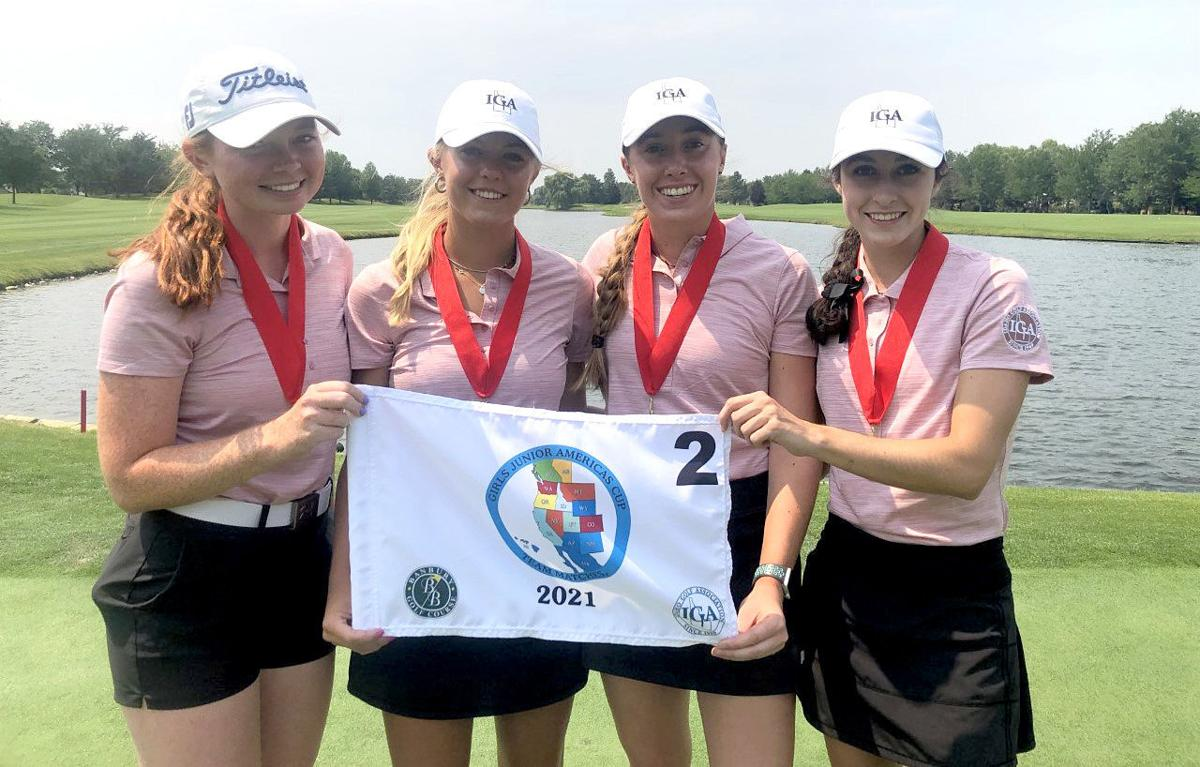 Strand finishes 2nd in Junior Americas Cup