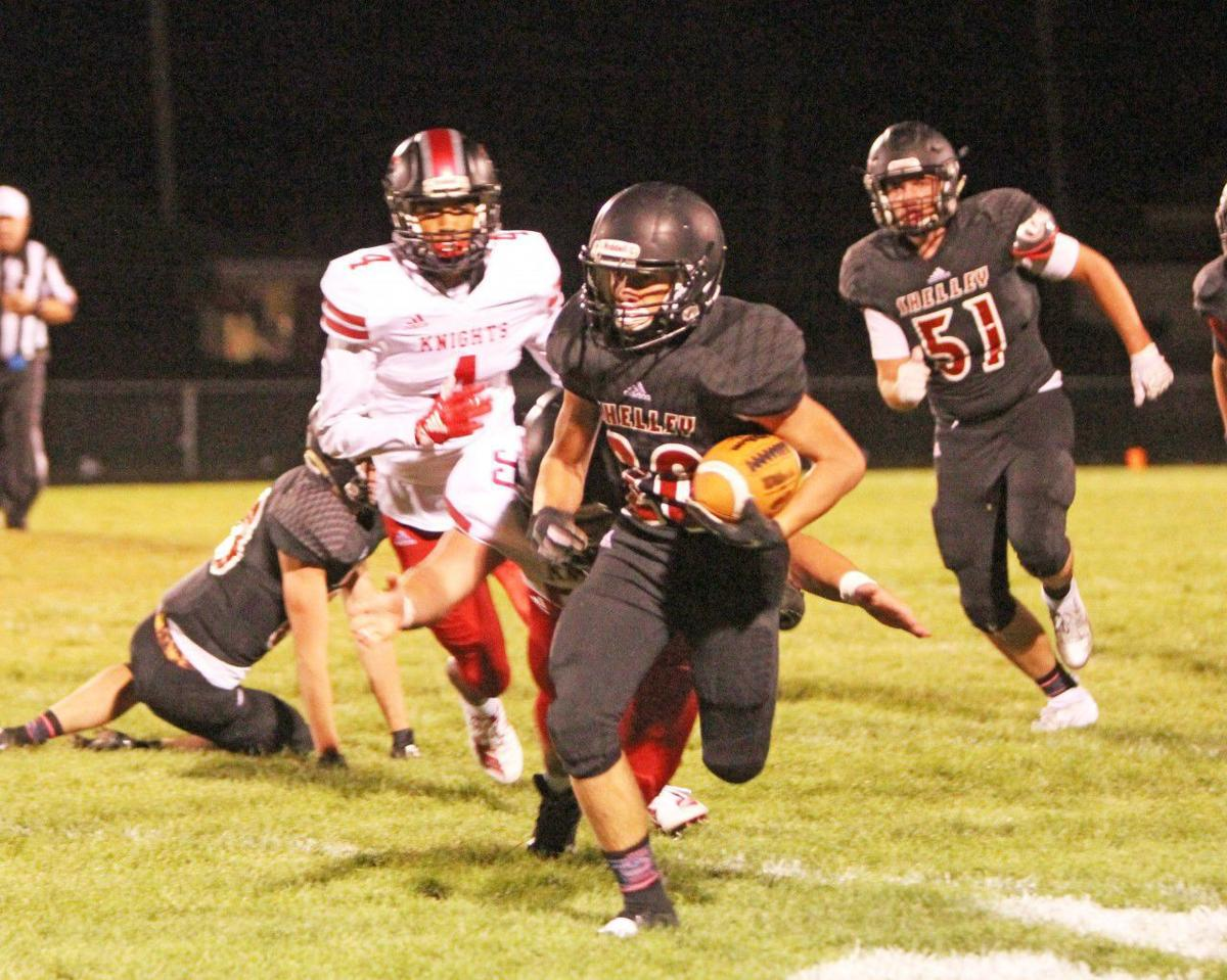 Russets fall to defending champs Hillcrest