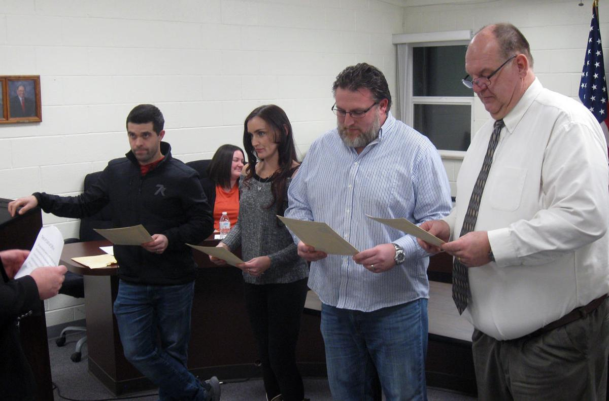 New year, new council: Four Rigby City Council members sworn in in January