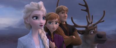 Film Review - Frozen 2