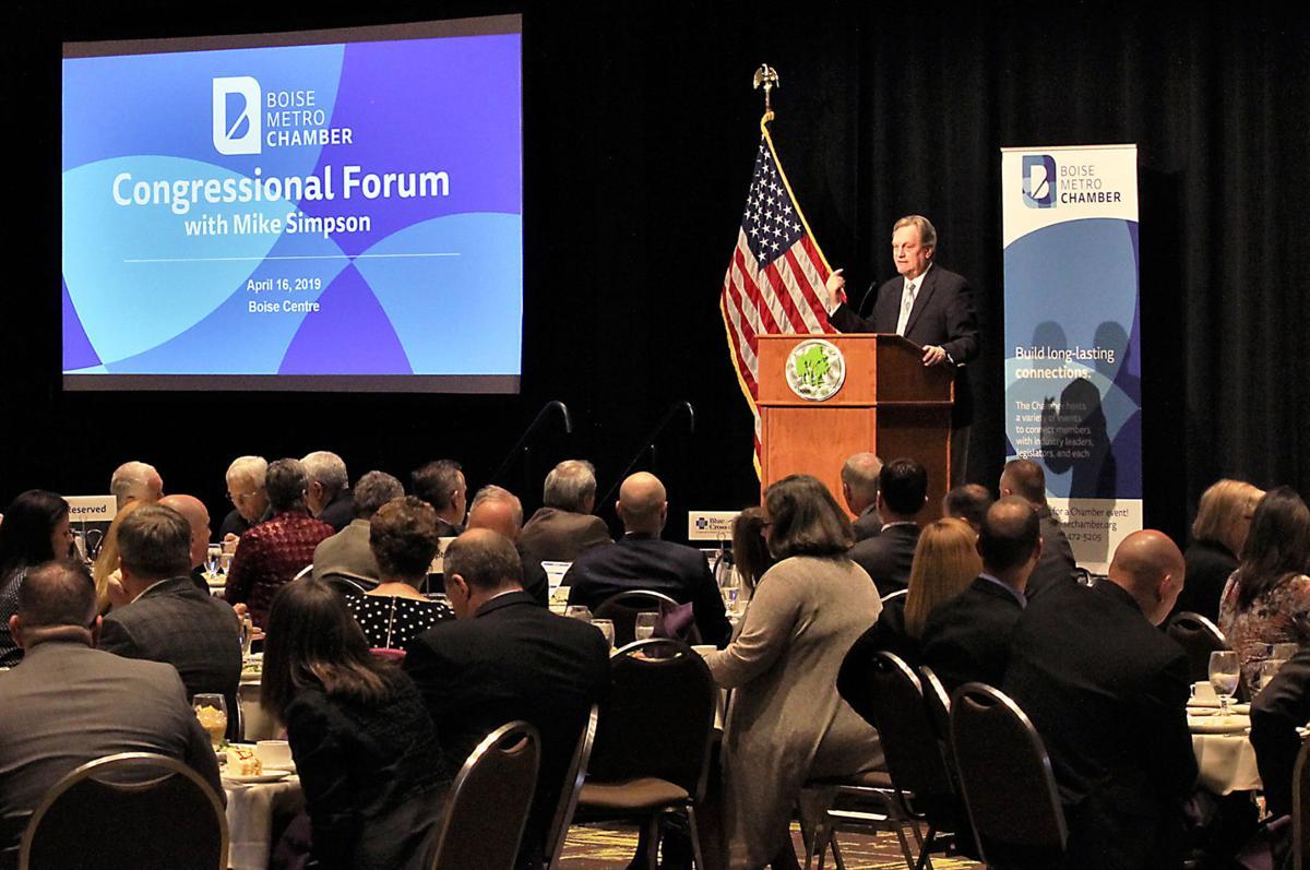 Mike Simpson Forum