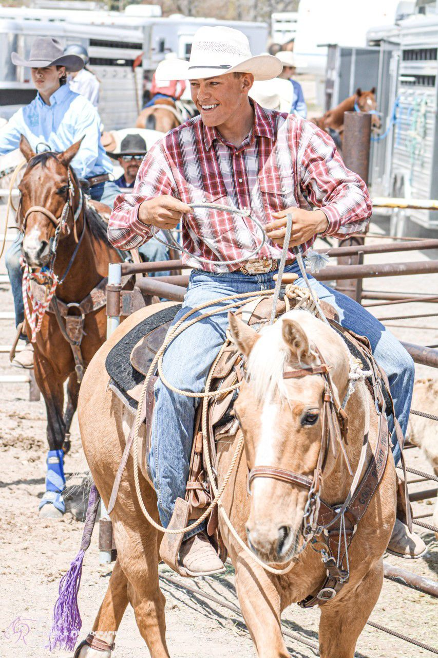 State Finals Rodeo - Tie Down Roping