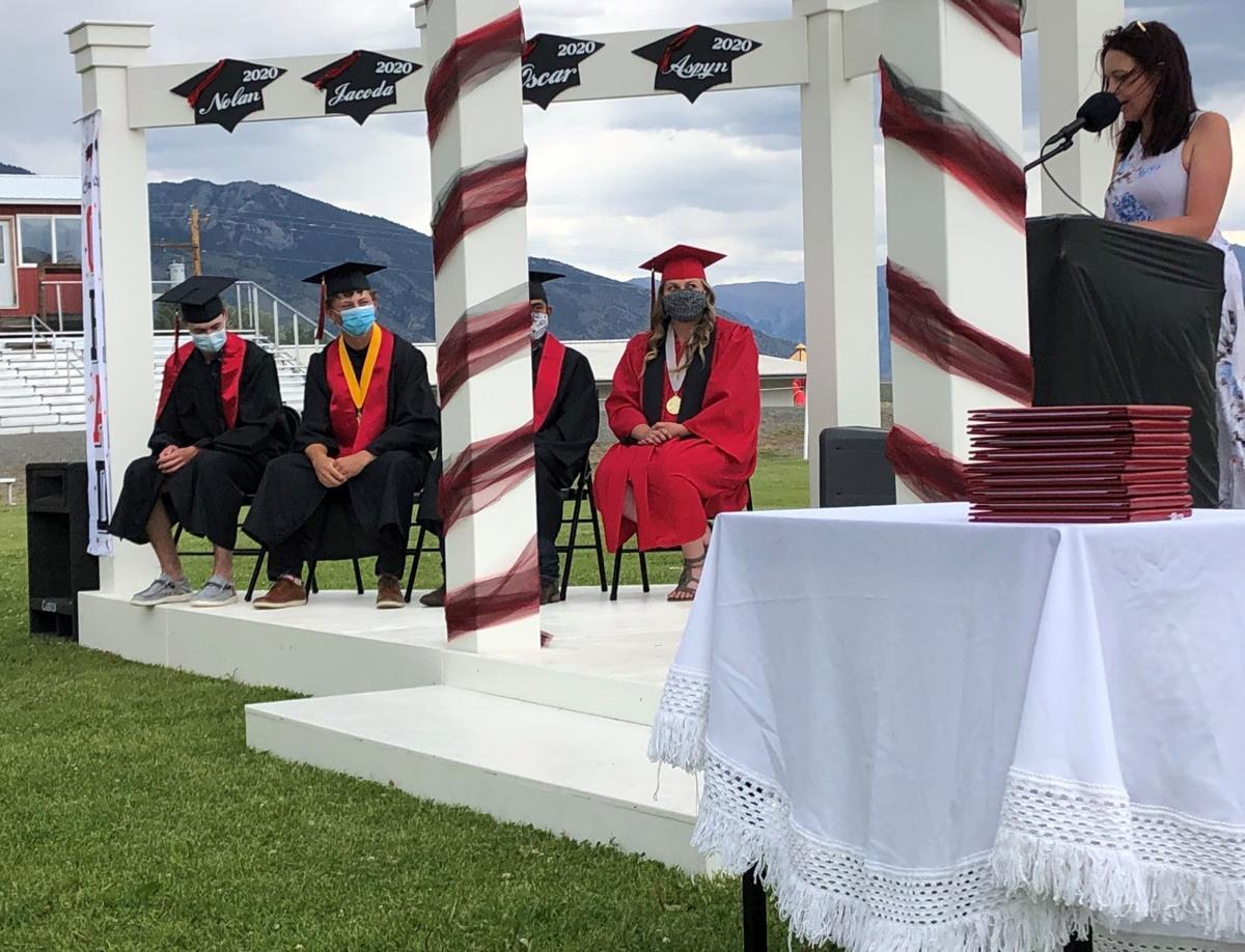 Tentative plans made for Mackay graduation