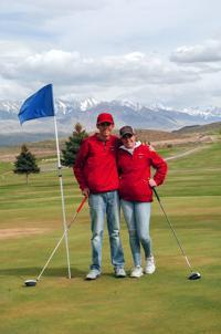 Summer golf season packed for Strand siblings