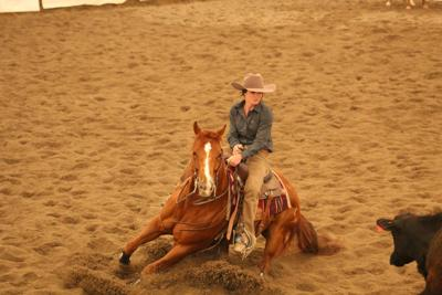 Breanna Jenkins named Reined Cow Horse Champion for 2019