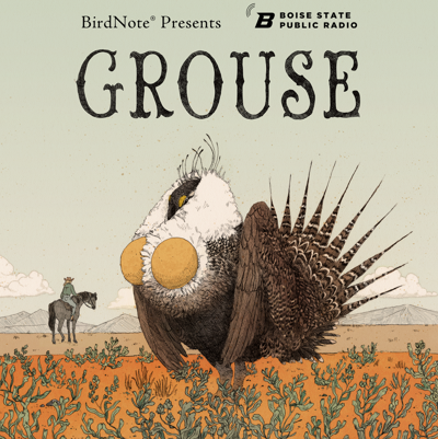 sage grouse podcast