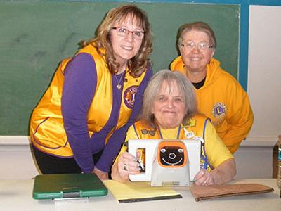 Rigby Lions Club wraps up vision screenings