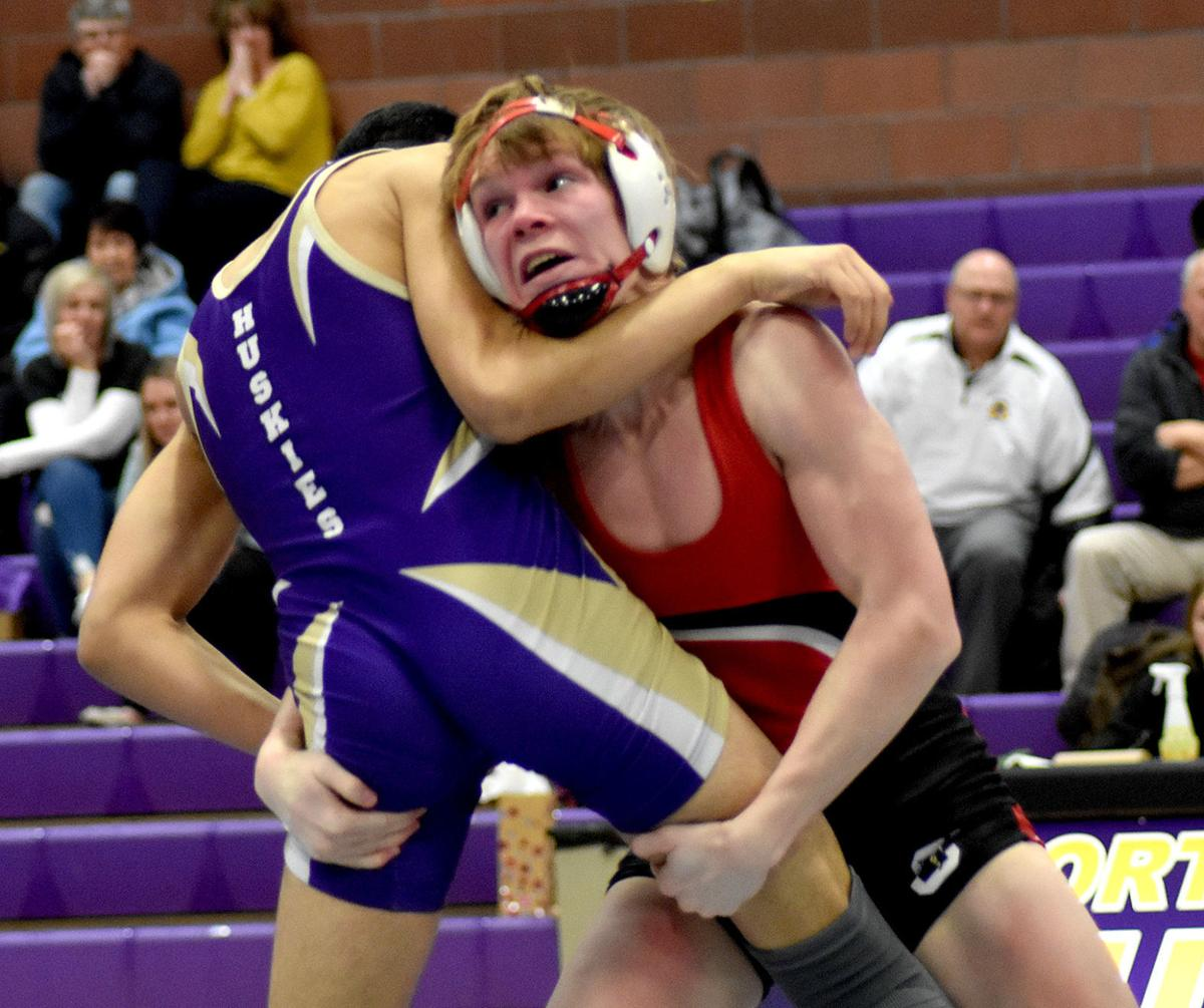 Wrestlers head to districts