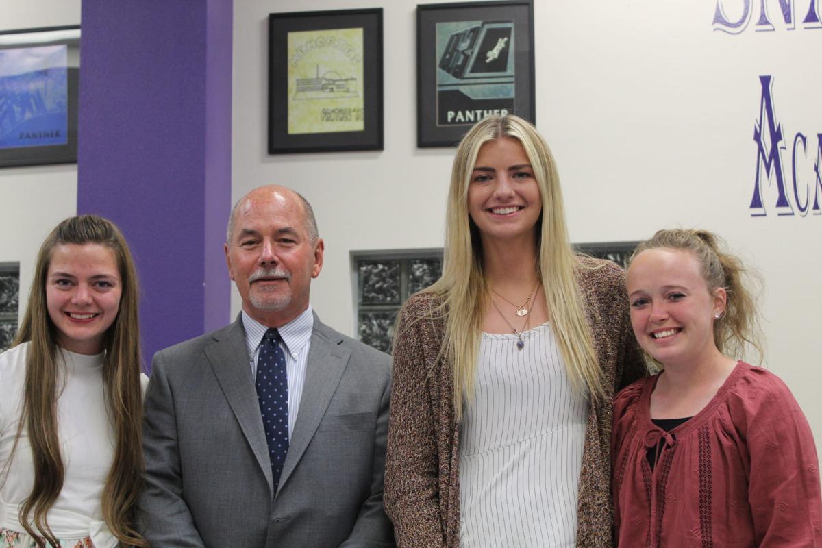 Snake River High School honors senior class 2