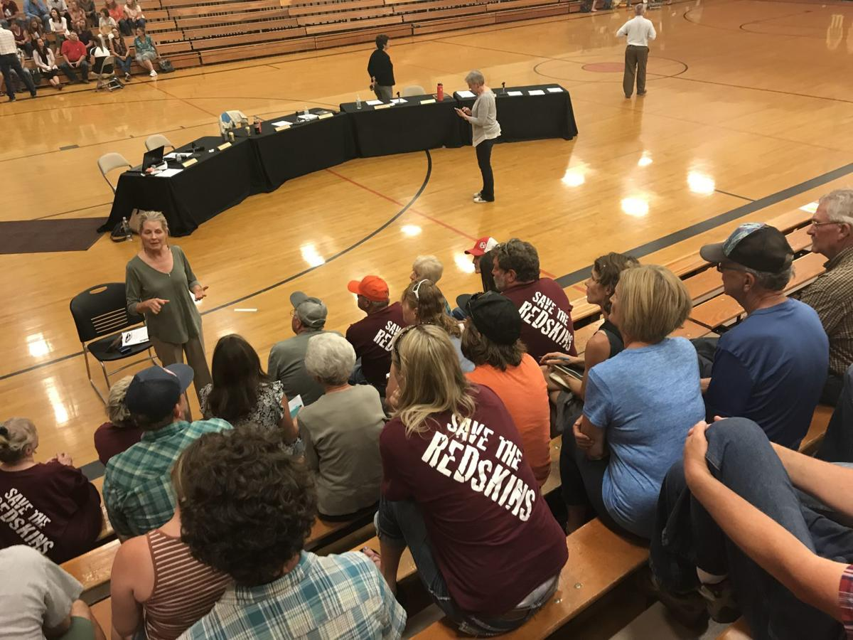 Tribe sets sights on statewide mascot changes