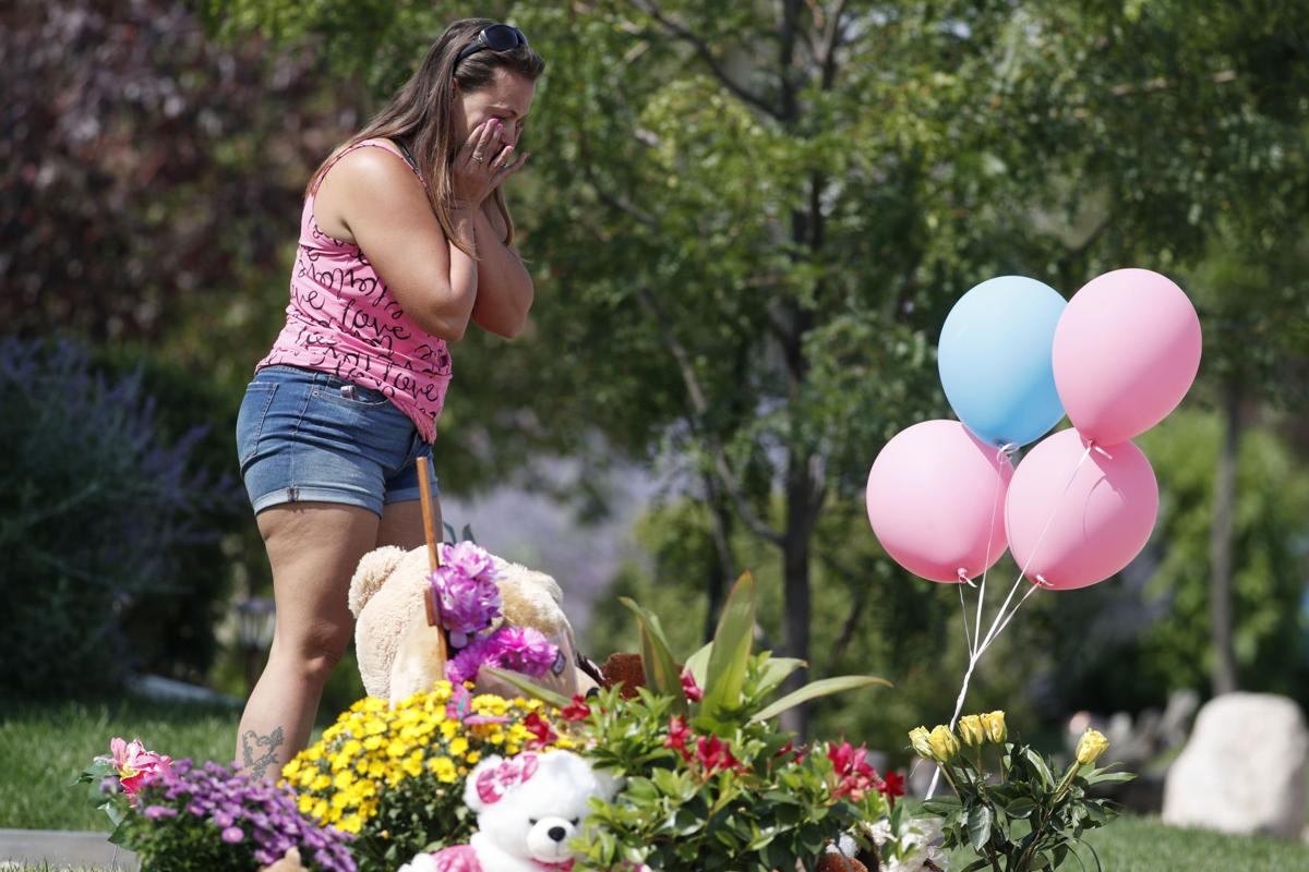 Slain Colorado mother painted rosy picture of married life