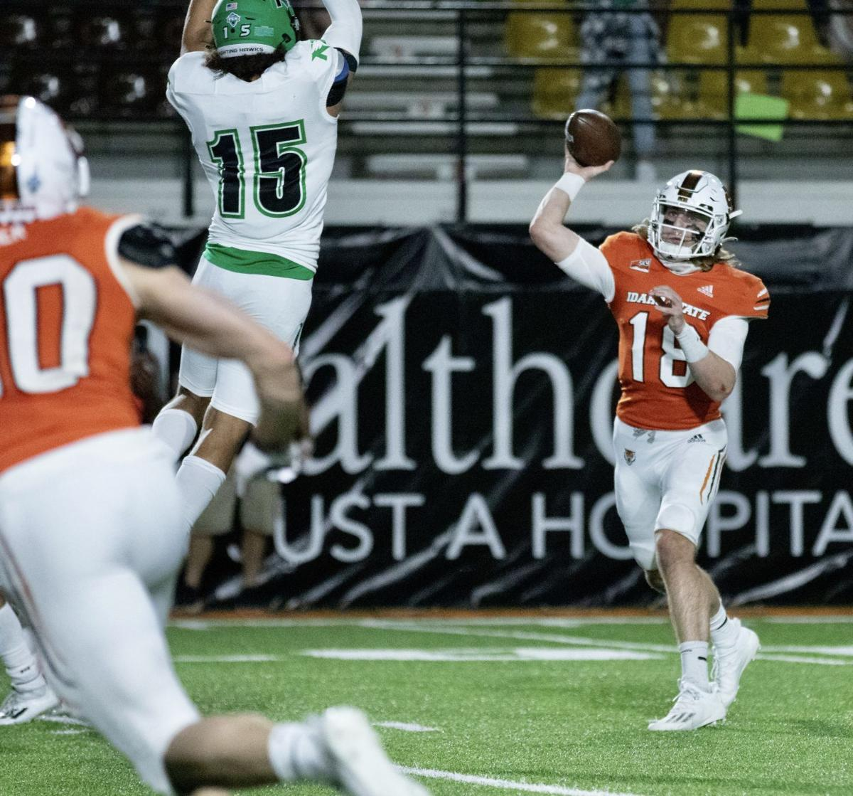 Missed opportunities doom Idaho State in season-opening loss
