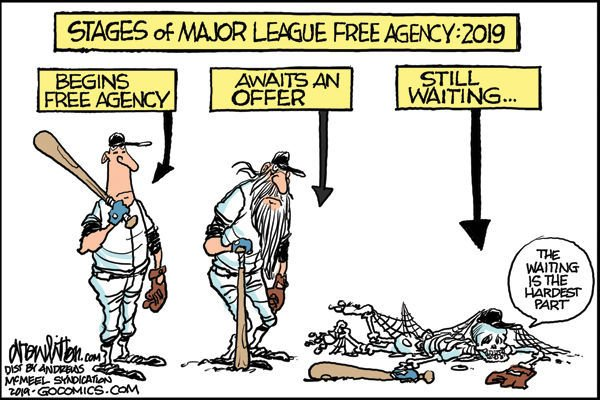Stages of free agency
