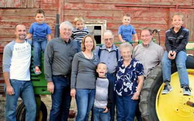 Woodward family
