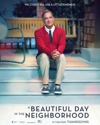 Only Tom Hanks could pull off Mr. Rogers