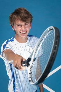 TENNIS: Thunder Ridge's Hartman is All-Area Boys Player of the Year