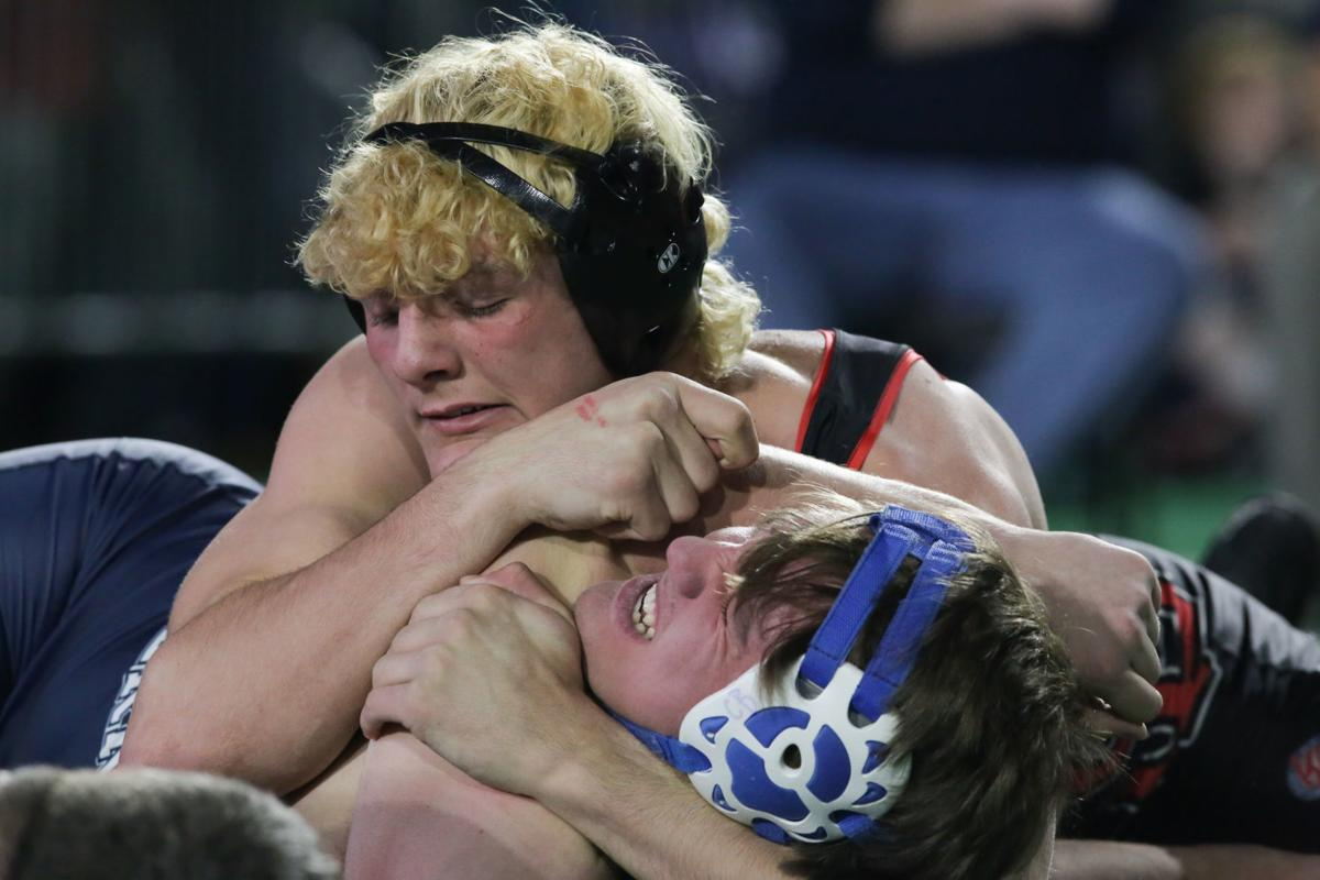 Idaho State Wrestling Championships