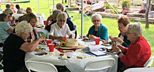 Daughters of Utah Pioneers meet for training for upcoming Jubilee Celebration