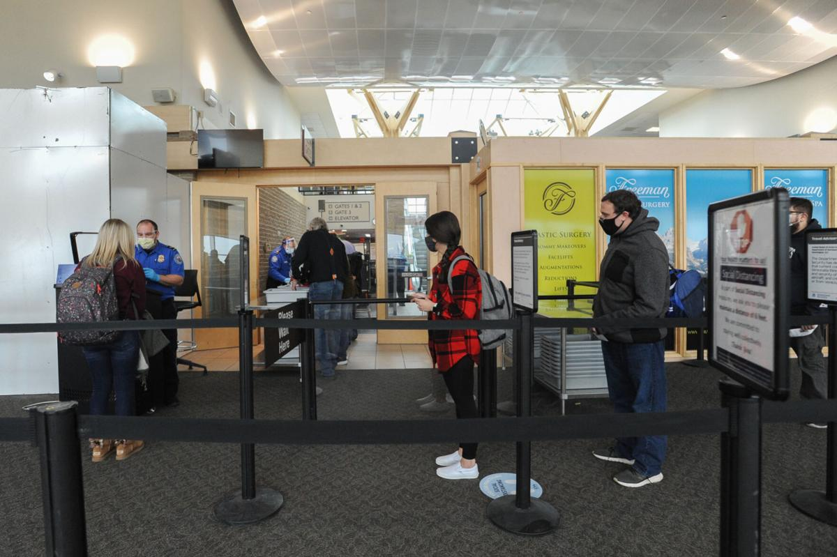 Idaho Falls Regional Airport sees normal demand for Thanksgiving flights