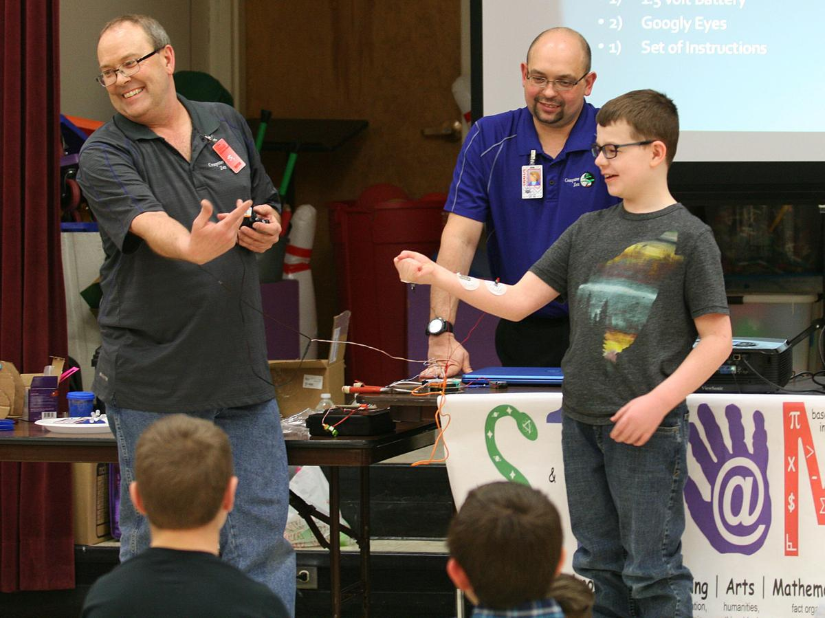 Challis youths experience hands-on STEAM education