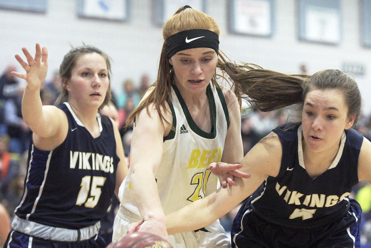 Undefeated season lives on for Bonneville girls basketball team