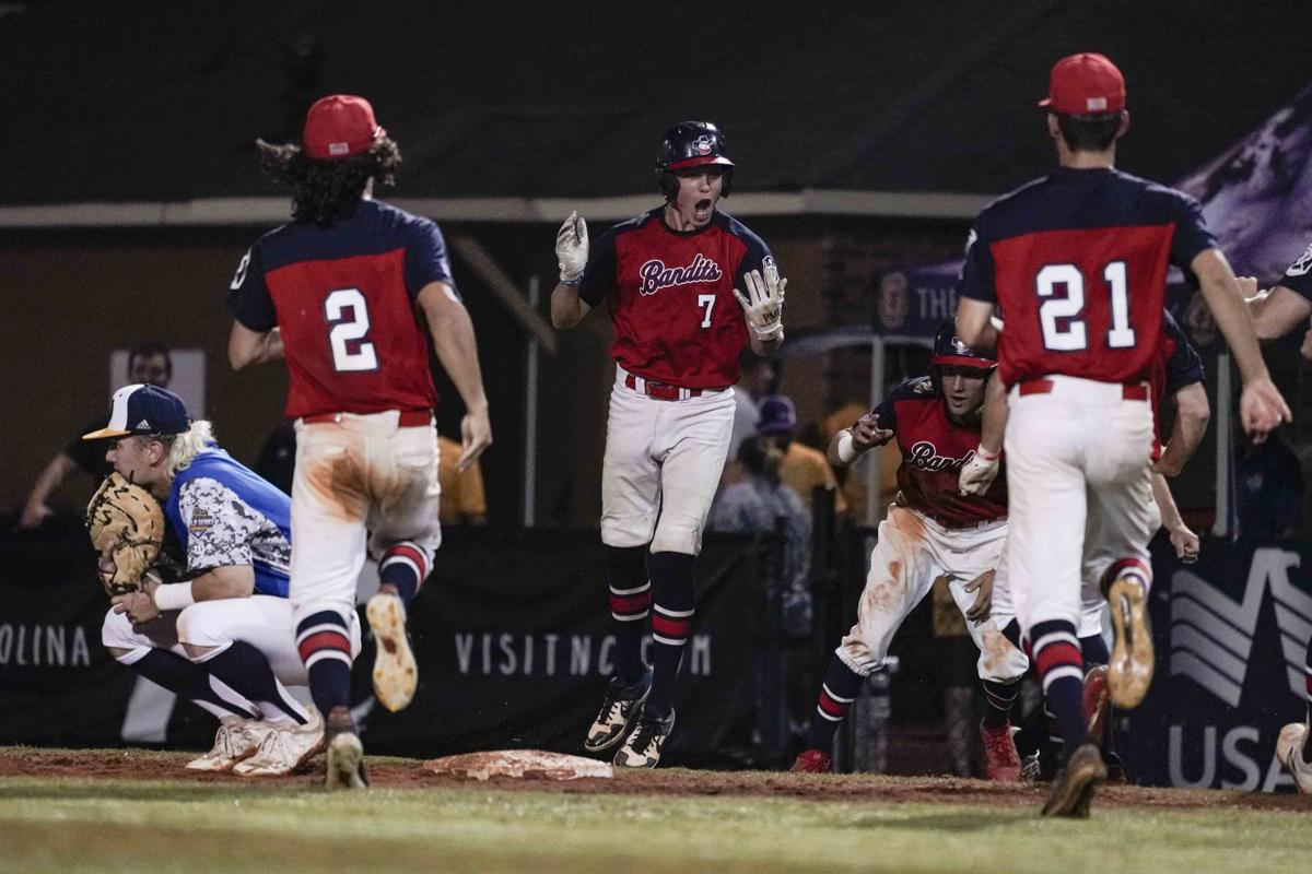 Bandits go extras to earn American Legion World Series championship game berth