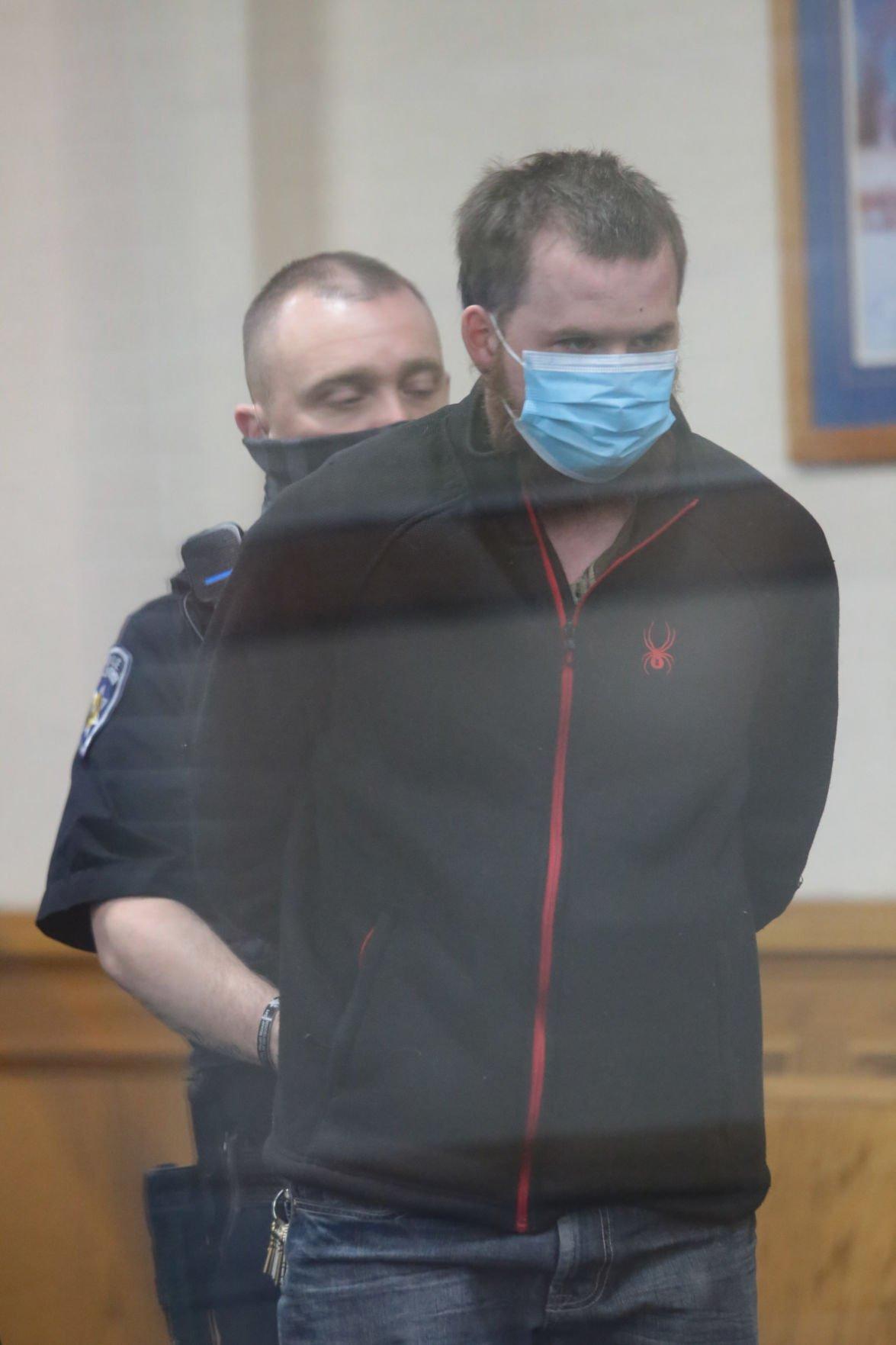 James Berry sentencing