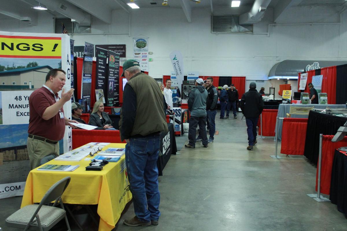 Expo showcases Idaho's ag industry
