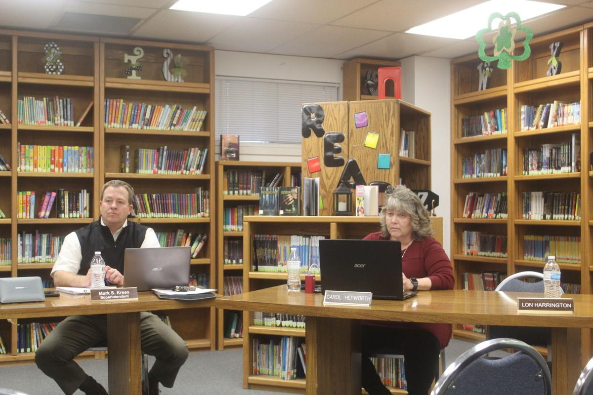Snake River board conducts budget hearing