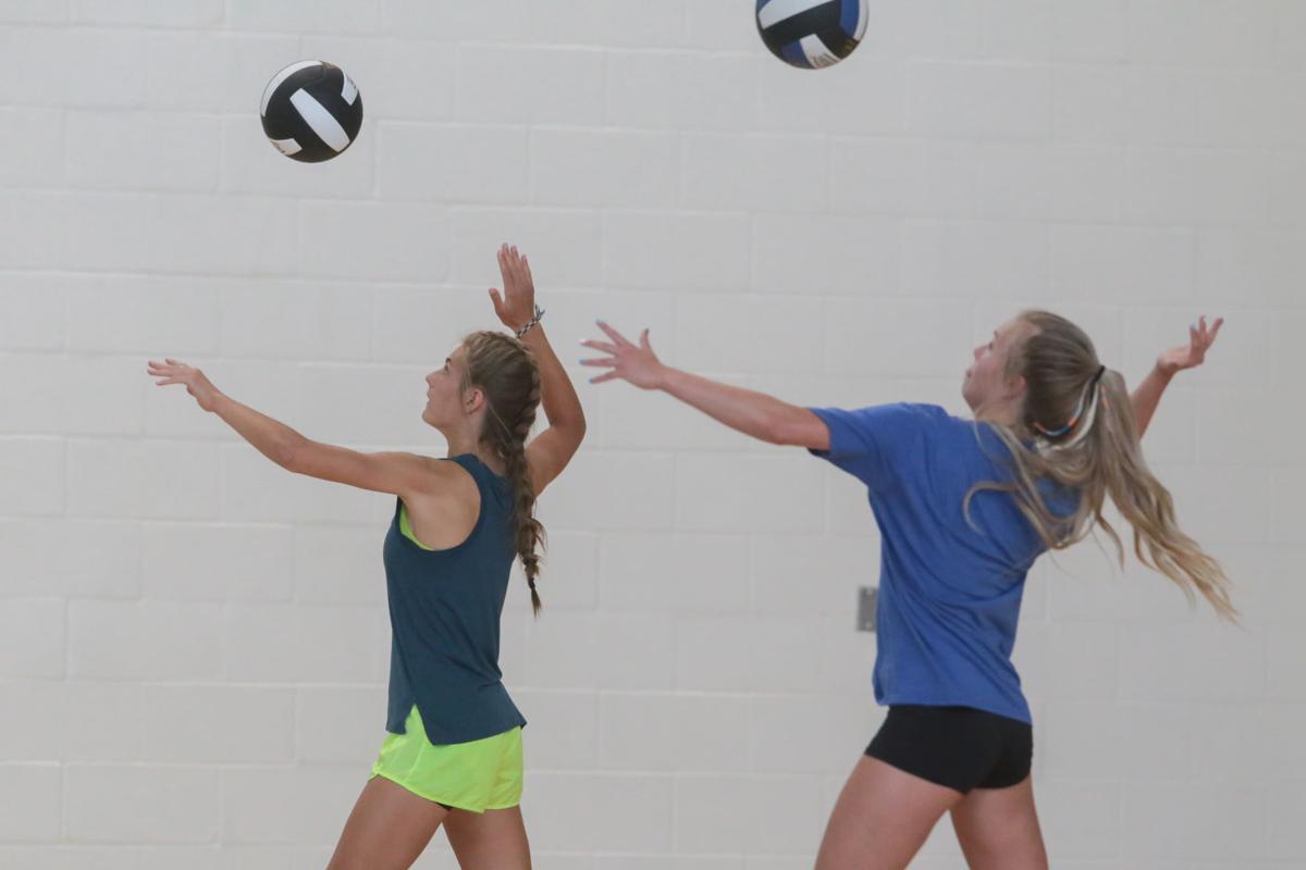 Thunder Ridge volleyball