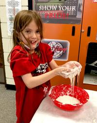 2nd-graders learn about Dr. Seuss