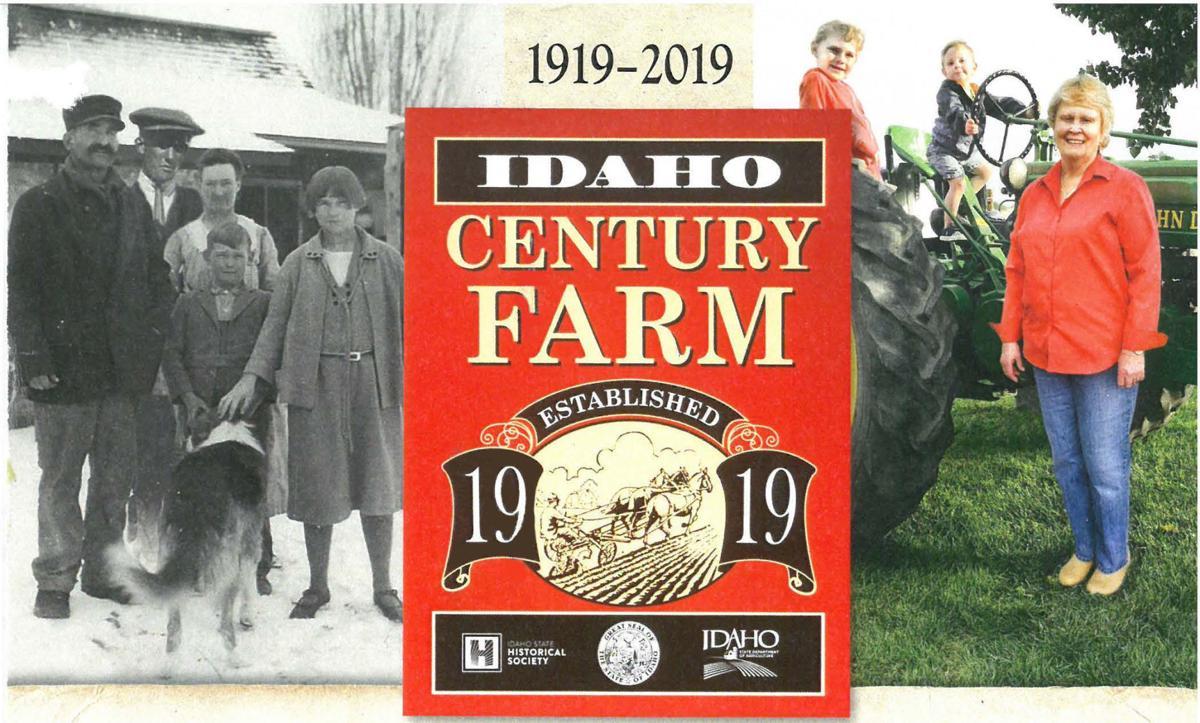 Guentz Farm in Nampa receives Century Farm Award