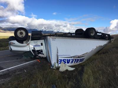 Crash blocks westbound lane of State Highway 28 (updated) | Press