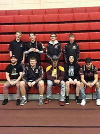 Rigby wrestling taking 7 to state