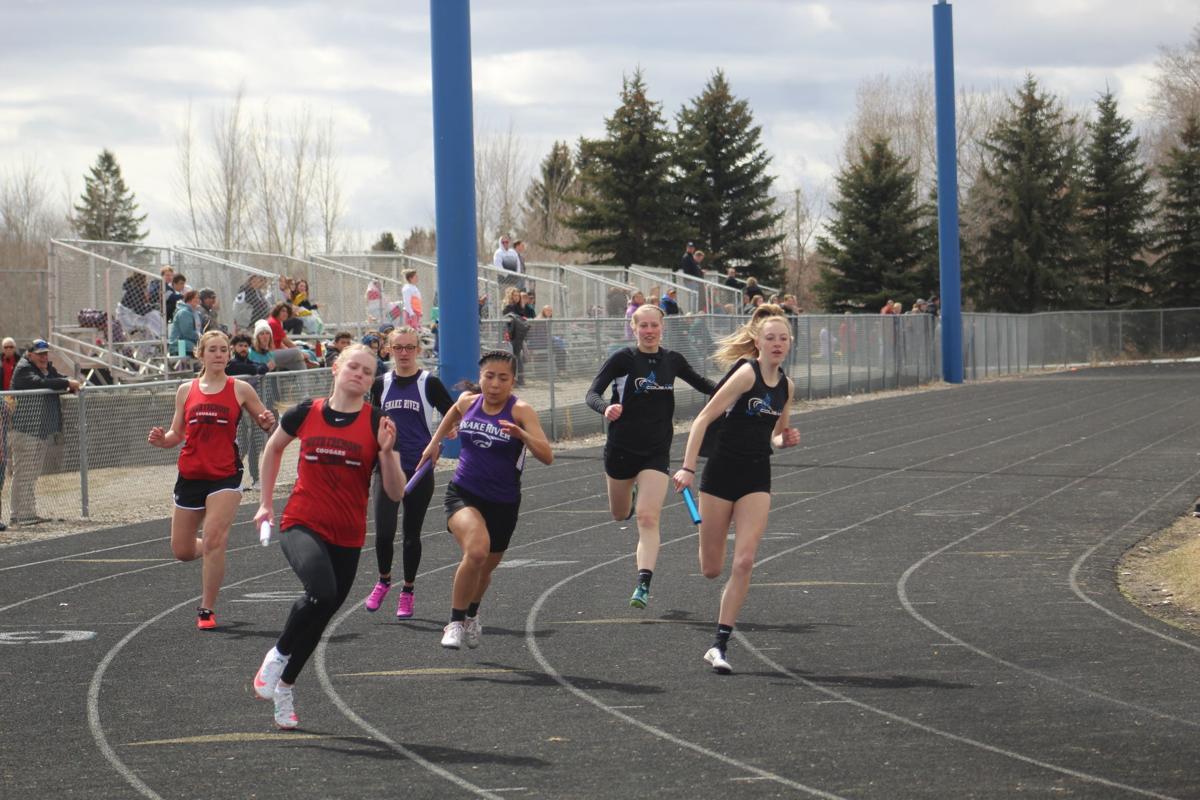 Beaver-Bulldog Track Meet results