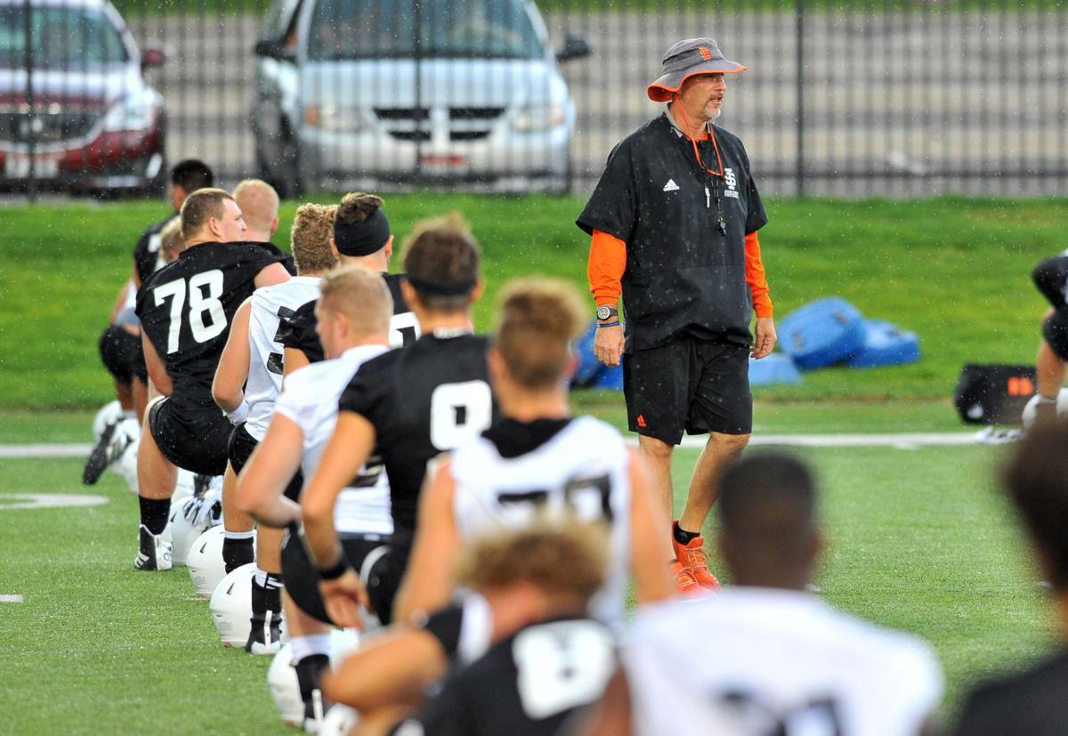 'Shake off the rust' — ISU goes live in first fall scrimmage