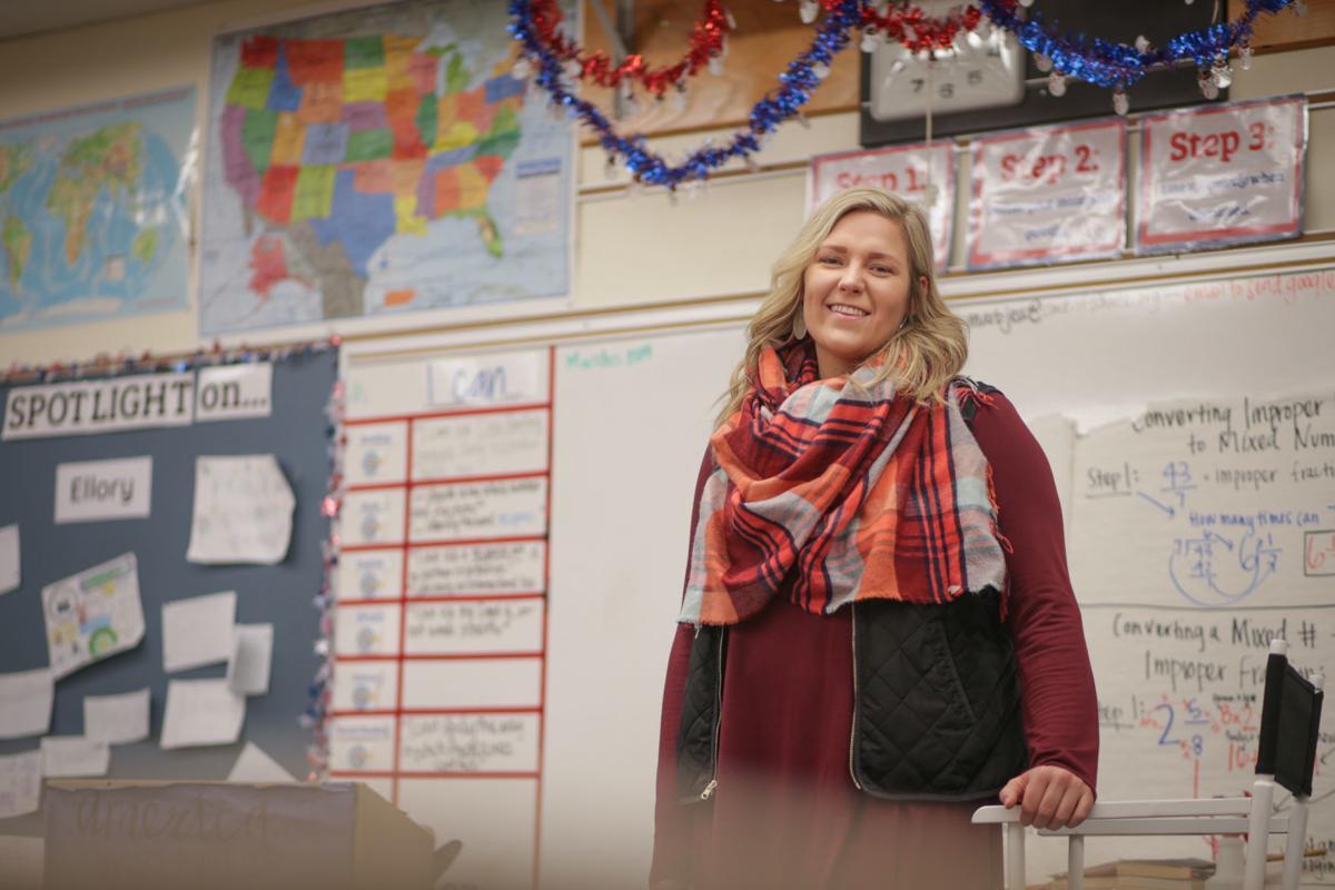 Many area teachers work multiple jobs to maintain, survive