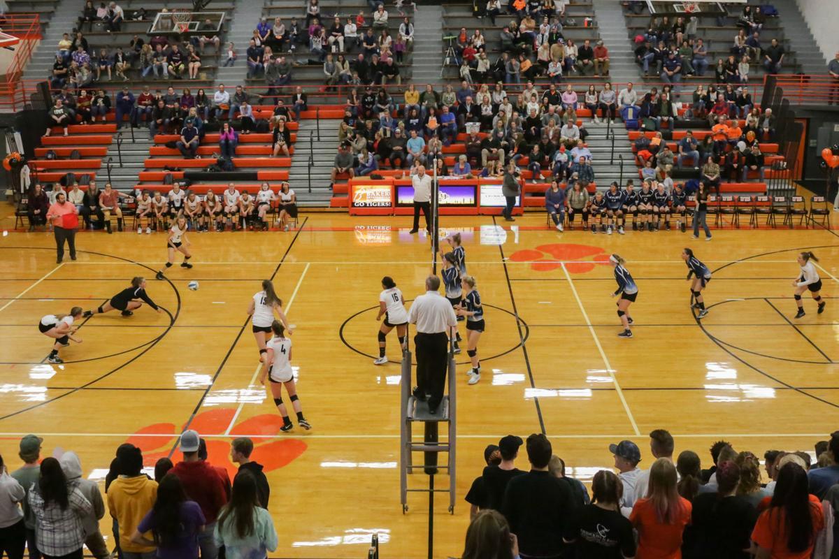 IF Skyline volleyball