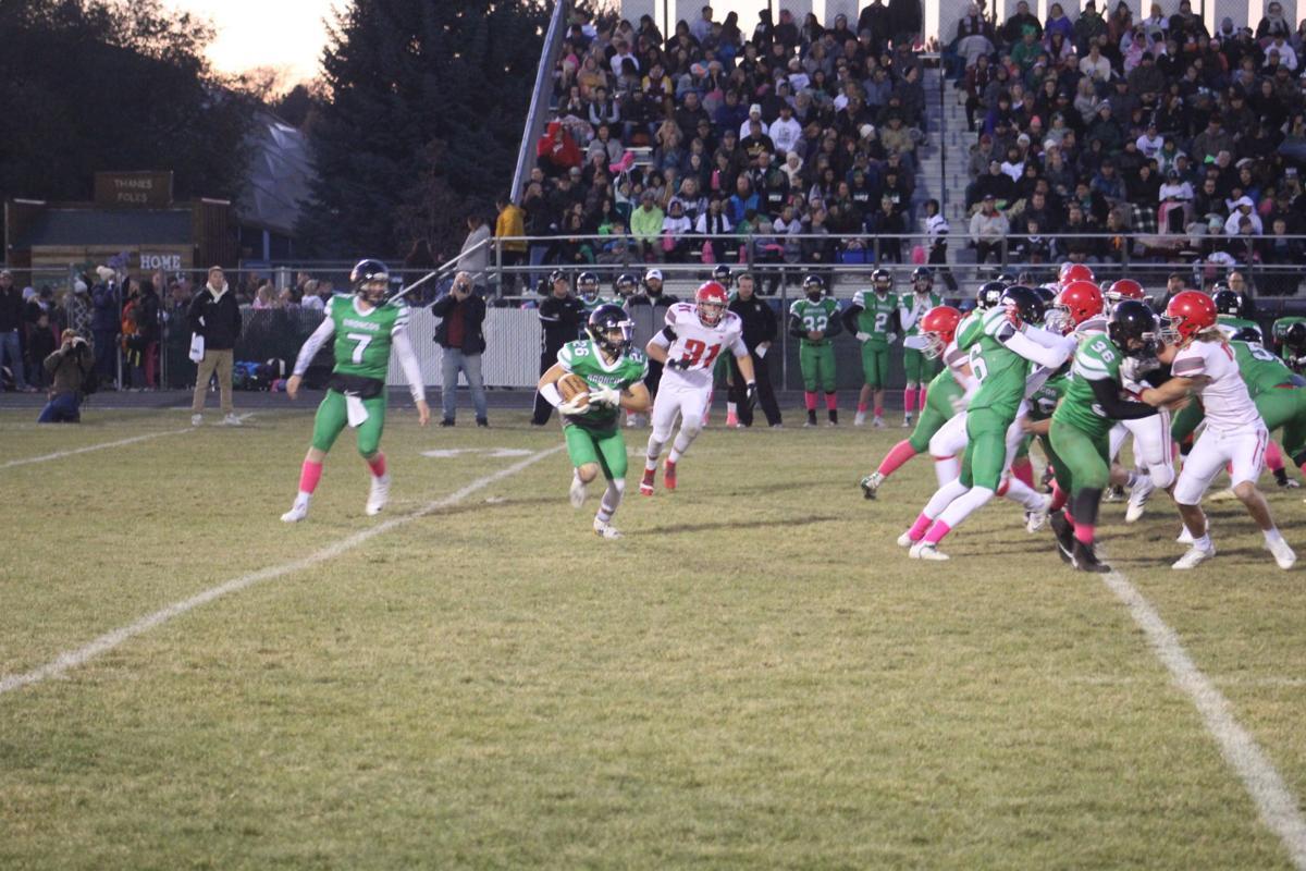Broncos capture Homecoming win