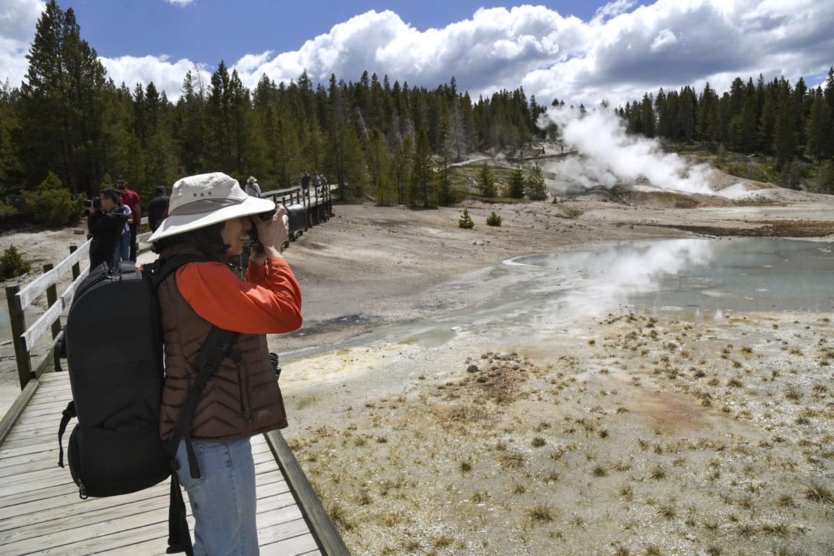Yellowstone records busiest September on record