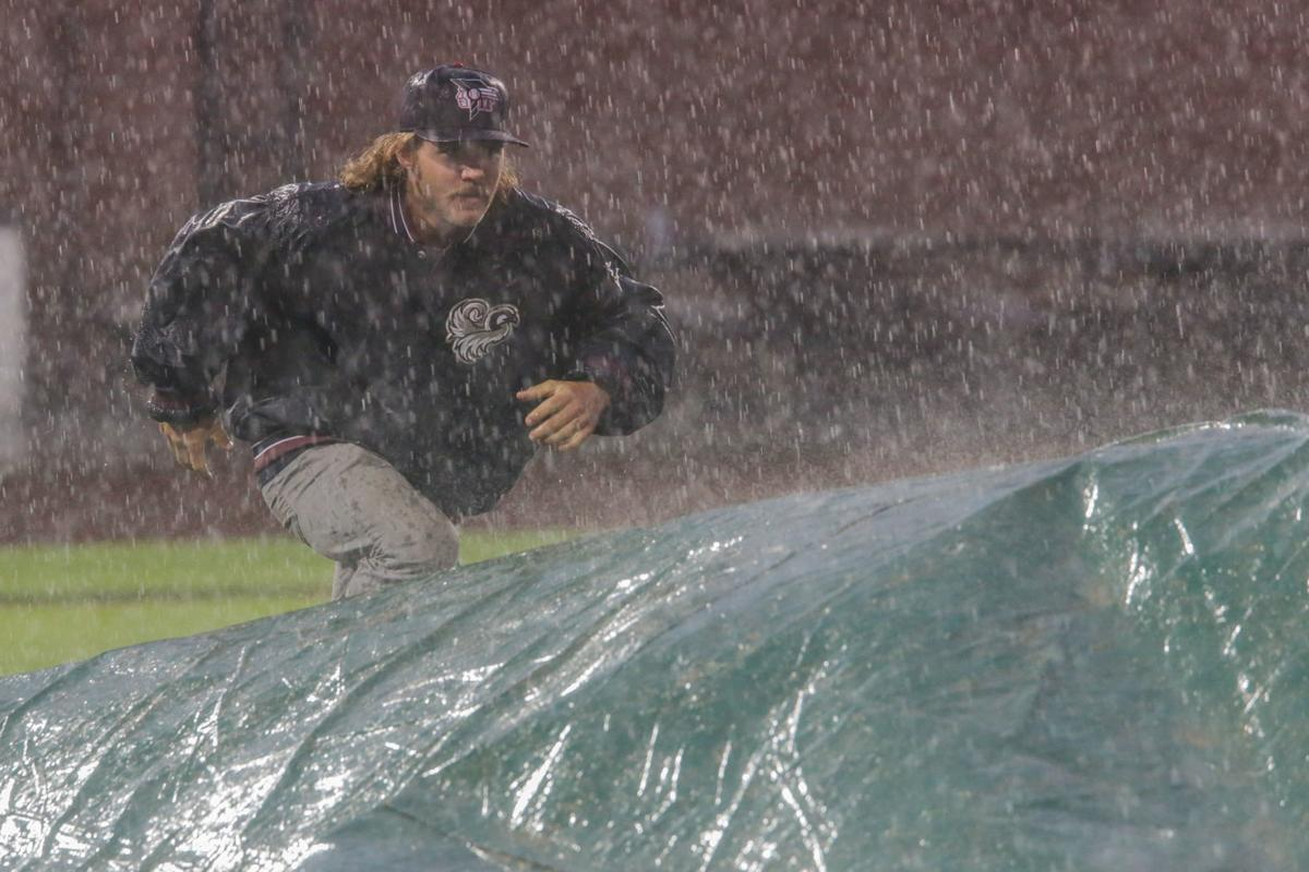 Chukars championship game with Billings rained out