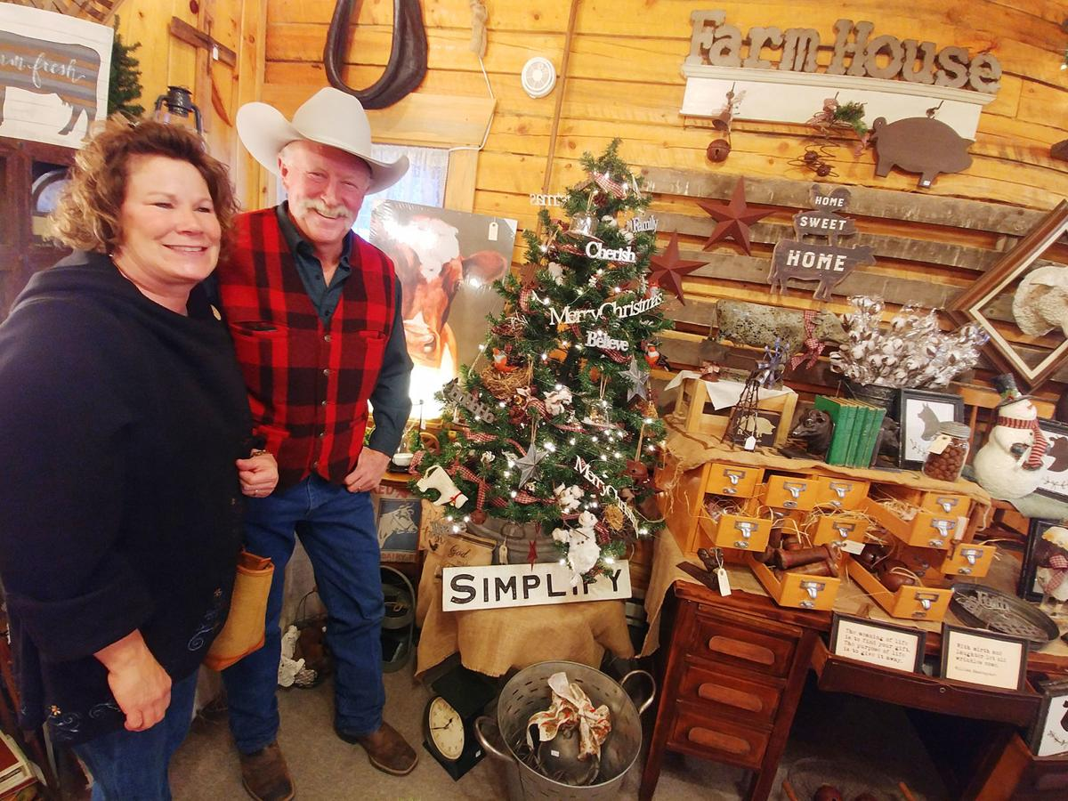 Local merchants report pretty good shopping year